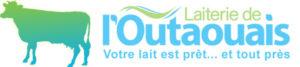 Le lait de la Laiterie de l'Outaouais, crémeux et délicieux